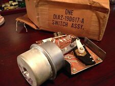 1971 GALAXIE LTD NOS D1AZ-19D617-A SWITCH ASSY.-SERVO ATC BOX
