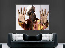 THE NOTORIOUS BIG BIGGIE SMALLS WALL POSTER ART PICTURE PRINT LARGE  HUGE