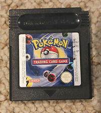POKEMON TRADING CARD GAME NINTENDO GAME BOY GAMEBOY COLOR GAME TESTED WORKING