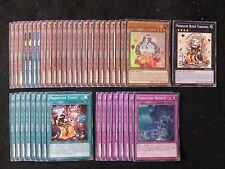 YU-GI-OH 41 CARD MADOLCHE QUEEN TIARAMISU DECK  *READY TO PLAY*