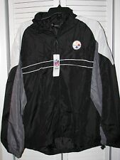 Pittsburgh Steelers Sports Illustrated Windbreaker Jaclet Men's Size Large NWT!