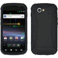 AMZER SILICONE SOFT SKIN CASE + SCREEN GUARD FOR T MOBILE SAMSUNG NEXUS S 4G