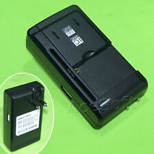 Universal Battery Charger Travel Dock Wall Home USB for Sprint ZTE Vital N9810
