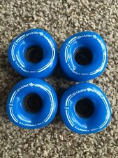 Shark Wheels Skateboard Longboard 60mm 78a Best Wheels Period! Color Blue