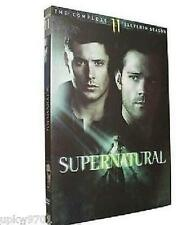 HOT 2016!!Supernatural Season 11 (DVD, 2016, 6-Disc Set)#AA