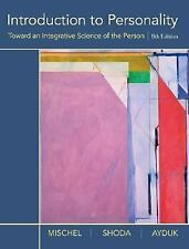 Introduction to Personality : Toward an Integrative Science of the Person by...