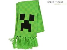 Minecraft - Creeper Scarf. FAST 'N FREE DELIVERY