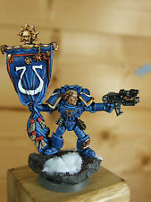 LIMITED EDITION SKULZ ULTRAMARINES STANDARD BEARER PRO PAINTED (2654)