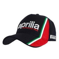 New Aprilia World Superbikes Racing Team Cap - Official Merchandise
