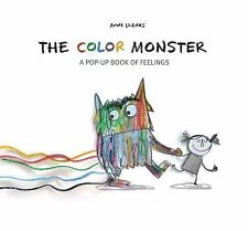 The Color Monster : A Pop-Up Book of Feelings by Anna Llenas (2015, Picture...