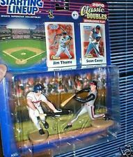 STARTING LINEUP CLASSIC DOUBLES JIM THOME & SEAN CASEY