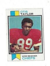 1973 Topps Otis Taylor #310 near mint-mint (see scan)