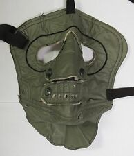 Vintage US Military Army GI Cold Weather / Arctic Face Mask - JT953