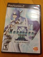 Xenosaga: Episode III 3 Also Sprach Zarathustra Sony PlayStation 2  PS2