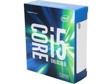 Intel Core i5-6600K 6M Skylake Quad-Core 3.5 GHz LGA 1151 91W BX80662I56600K Des
