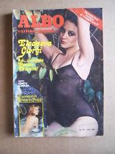 Albo Varietà e Motori n°47 1980 Eleonora Giorgi Blondie Rolling Stones  [G435]