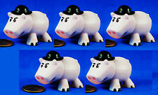 Tortenfigur LOT OF 5 BULK Disney Toy Story 3 Hamm Super Cute Hat Figur A534x5