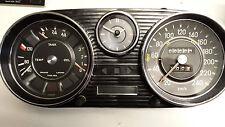 Mercedes W108 109 Tacho Tachoeinheit bis 240 km Uhr