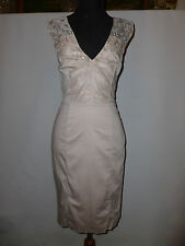 LADIES  FRENCH CONNECTION PENCIL FIT DRESS SIZE UK 8 RRP £150