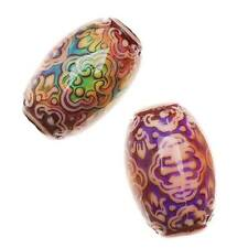 Mirage Color Changing Mood Beads -Persian Beauty 21.5mm