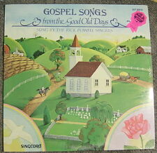 Rick Powell-Gospel Songs from the Good Old Days (sealed) ZONDERVAN (1977)