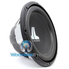 "JL AUDIO 12W0V3-4 12"" SINGLE 4-OHM W0V3 CAR 600W SUBWOOFER BASS SPEAKER 12W0 NEW"