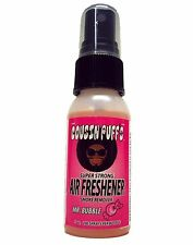 Cousin Puff's Air Freshener Smoke Eliminator Mr.Bubble Bubble Gum Scented Spray