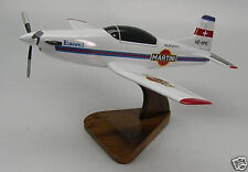 PC-7 Pilatus Turbo Trainer Airplane Kiln Dry Wood Model Small New