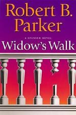 Widow's Walk: A Spenser Novel (Spenser Mysteries) by Parker, Robert B., Good Boo