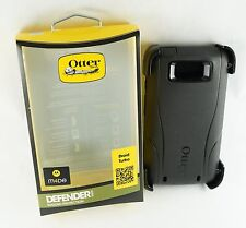 Otterbox Defender Series Case + Belt Holster for Motorola Droid TURBO Black