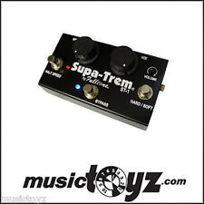Fulltone Supa-Trem 1 Guitar Pedal NEW MODEL - Auth - Free Ship/Gift