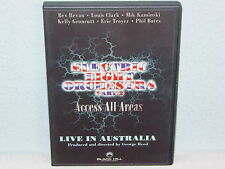 """***DVD-ELECTRIC LIGHT ORCHESTRA PART II (ELO PART II)""""ACCESS ALL AREAS""""-2003***"""