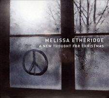 A New Thought for Christmas [Digipak] by Melissa Etheridge (CD, Sep-2008,...