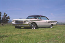 521006 1960 Pontiac Bonneville A4 Photo Print