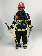 1/6 21ST CENTURY AMERICAN FIREMAN /  FIREFIGHTER 911 DRAGON BBI DID NYFD