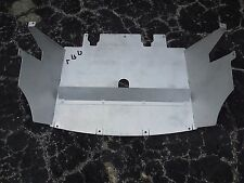 LRB Mazda Miata MX5 1990-1997 Aero under tray belly pan splash guard aluminum NA