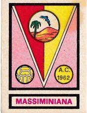 scudetto panini   1967-68 massiminiana calcio recuperato originale