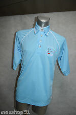 MAILLOT SLAZENGER INDE/INDIA WORLD CRICKET BERMUDE 2006  S/M JERSEY/CAMISA/SHIRT