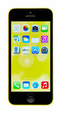 Smartphone  Apple iPhone 5c   - 32GB  -     ohne Simlock  ;      in   GELB !!!