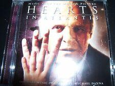 Hearts In Atlantis Music From The Motion Picture Soundtrack CD Mychael Danna