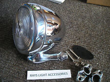 35 37 38 39 40 41 CHEVY . NEW METAL VINTAGE STYLE DUMMY SPOT LIGHT !