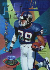 1996 Playoff Illusions Spectralusion Elite #85 Amani Toomer Card!!!