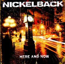 "NICKELBACK ""HERE AND NOW"" CD NEU"