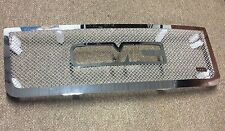 2007 GMC Sierra Chrome Mesh Grille Insert MG163 by SES NEW
