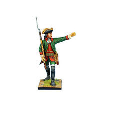 First Legion: Seven Years War, SYW032 Russian Apsheronsky Musketeers Officer
