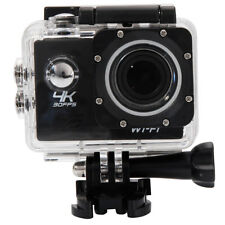 Full HD 2.0'' LCD 4K @30fps 1080P Sports Action Camera for SJ8000 Black WiFi