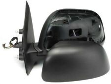 MITSUBISHI OUTLANDER 06-09 left outside wing mirror with heating auto folding