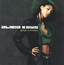 CD • Alicia Keys • Songs in A Minor •