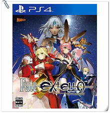 PS4 Fate / Extella ENG / 命運之夜 中文版 SONY PLAYSTATION Marvelous Action Games
