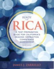 What's New in Literacy: Ready for RICA : A Test Preparation Guide for...